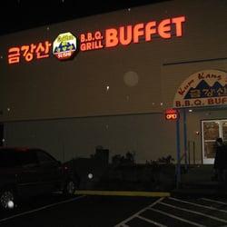 Kum Kang San Korean BBQ Buffet logo