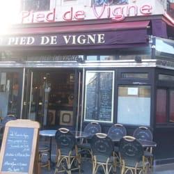 Au Pied de Vigne, Paris