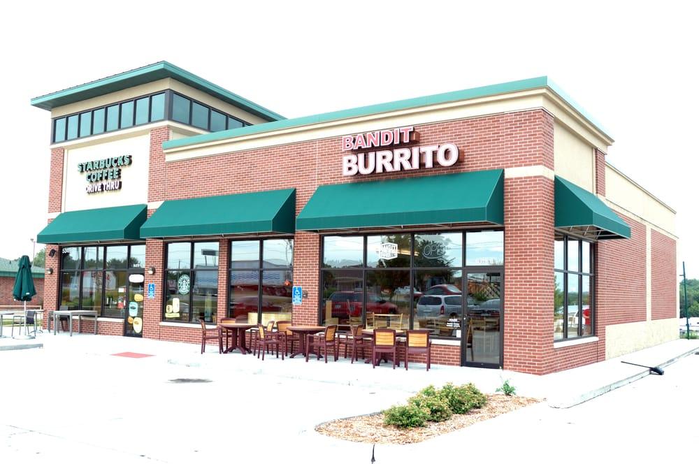 Johnston (IA) United States  city pictures gallery : Bandit Burrito Johnston, IA, United States. Bandit Burrito Store ...