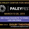 Foto von PaleyFest 2014