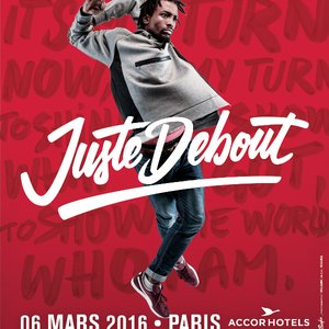JUSTE DEBOUT 2016 - Rencontre internationale de danses HipHop