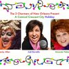 Foto von 3 Charmers of New Orleans Present a Comical Crescent City Christmas