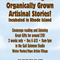 Artisinal Stories, Organically Grown in Rhode Island - a book and audio signing with Mark Binder