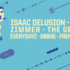 Photo de #CROSSOVERSESSION // ISAAC DELUSION, GUTS (live band), ZIMMER, THE GEEK x VRV, EVERYDAYZ, MØME, FRENCH79, ALPES // 31 juillet &