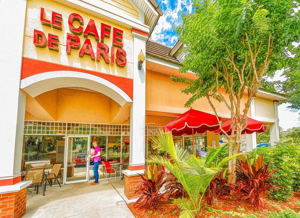 Le Cafe De Paris Dr Phillips Fl