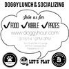 Foto von Doggy Lunch and Socializing