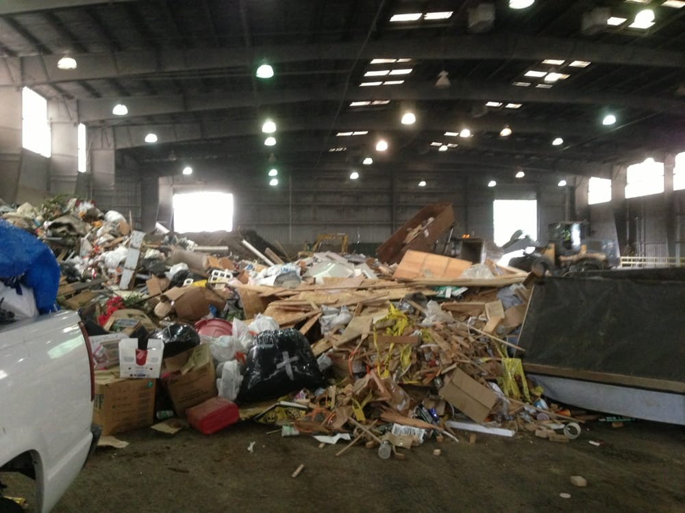 Kitsap County Olympic View Transfer Station - Recycling
