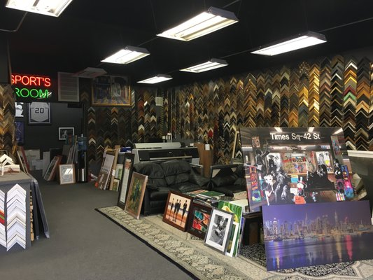Picture Framing Warehouse 1275 Bloomfield Ave Bldg 1 Ste 6 Fairfield