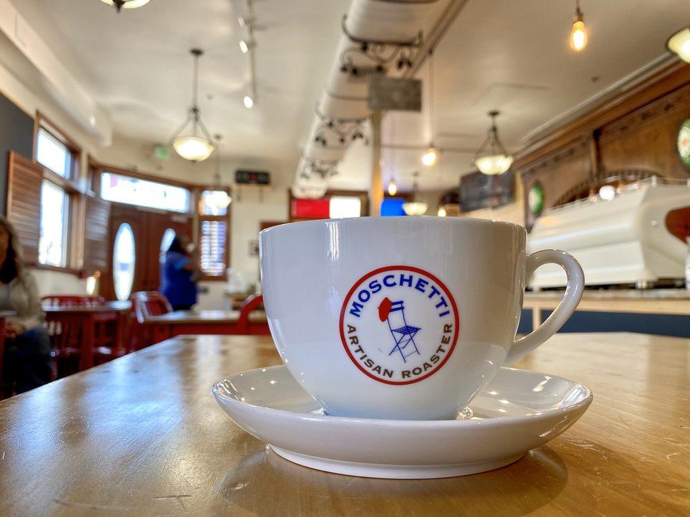 Social Spots from Moschetti Café