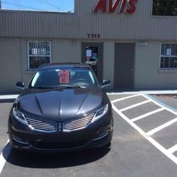 Avis Rent A Car Car Rental 7315 Us Highway 19 New Port Richey