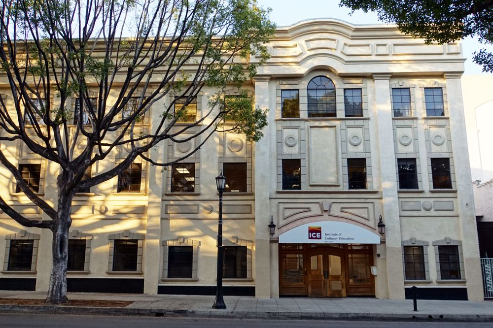 Institute of Culinary Education: 521 East Green St, Pasadena, CA