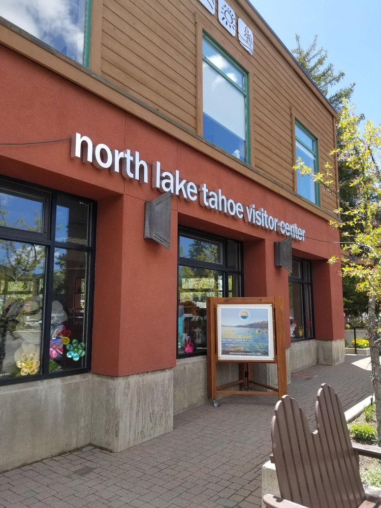 Tahoe City Visitors Information Center
