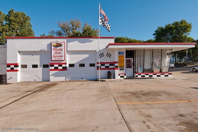 Matt's Auto Service: 7901 Olive Blvd, Saint Louis, MO