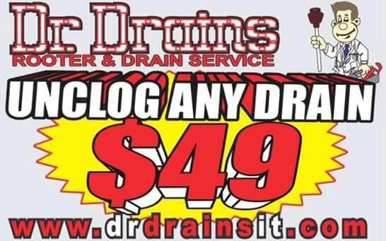 Dr Drains Rooter & Drain Service