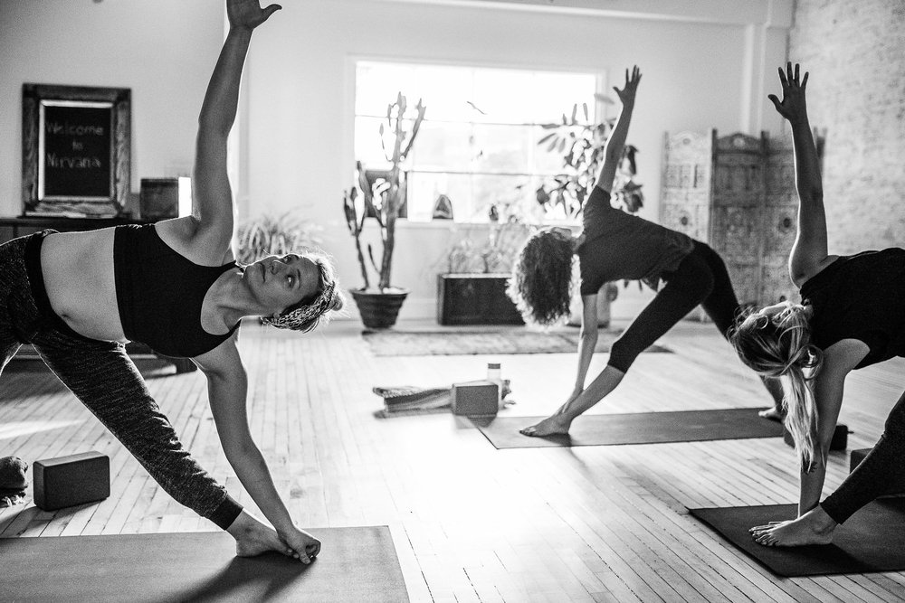 Nirvana Yoga Studio: 211 Park Ave, Barrington, IL