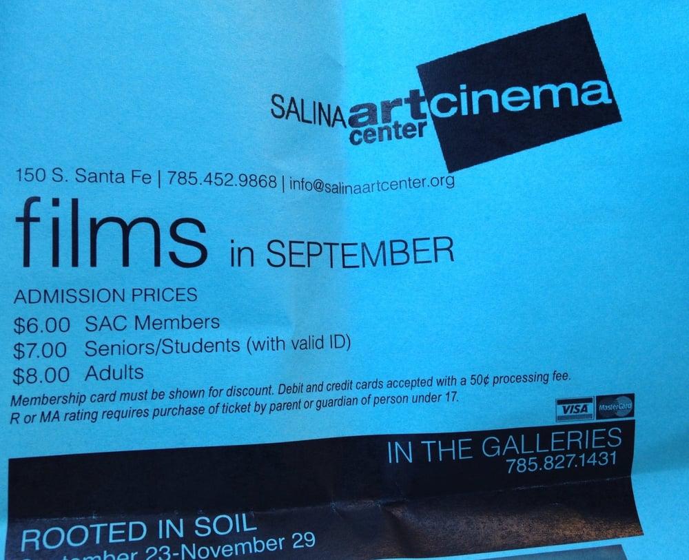 Social Spots from Art Center Cinema