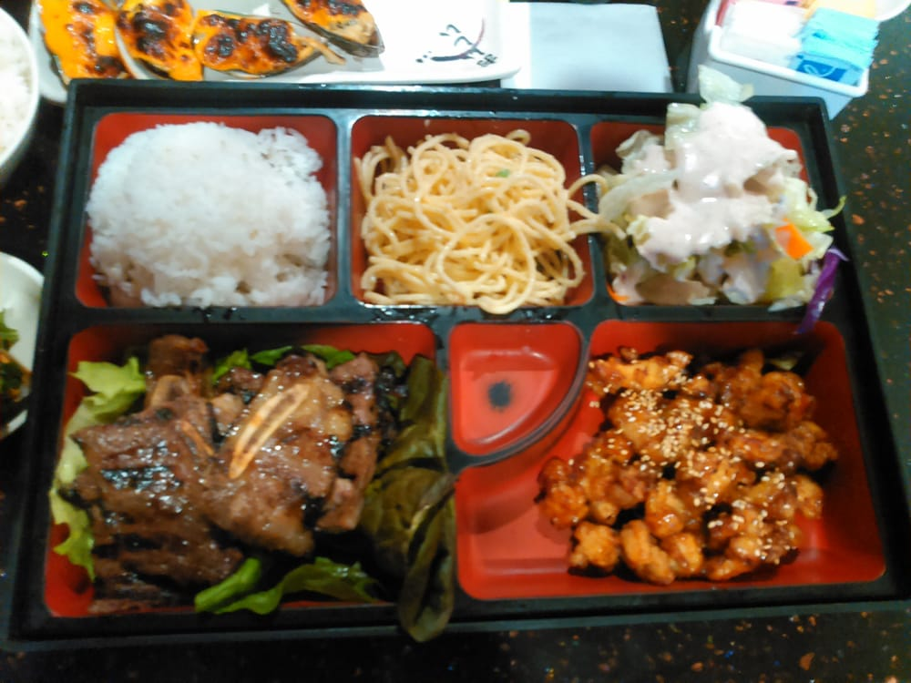 Bento Box Japanese And Korean Restaurant