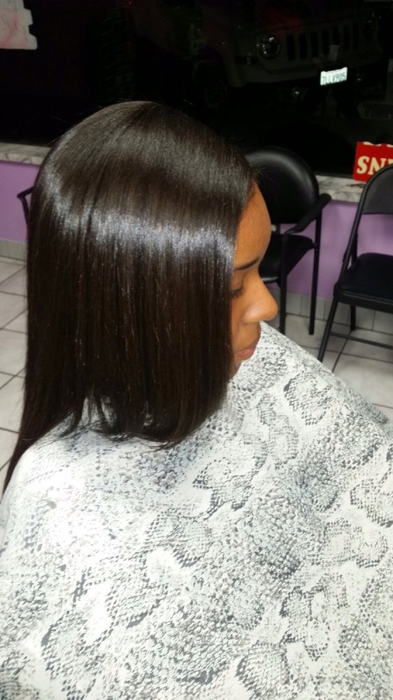 Daughters Half Hair Weave At Hair Majesty Salon The Best For