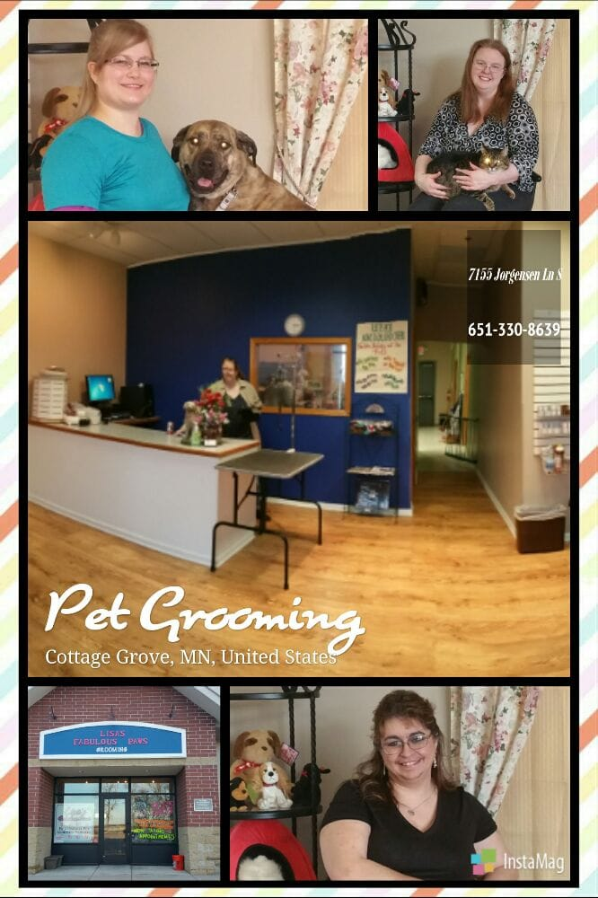 Lisa's Fabulous Paws: 7155 Jorgensen Ln S, Cottage Grove, MN