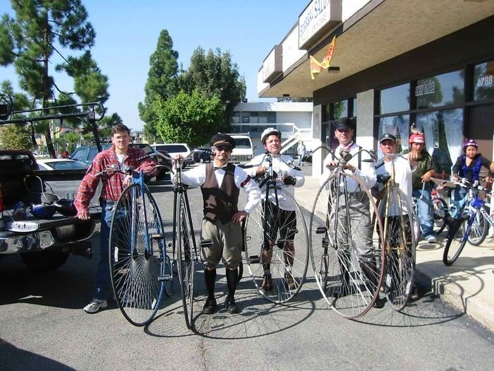 Ye Olde Bicycle Shoppe