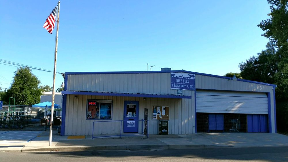 Ione Feed & Ranch Supply, Inc.: 117 W Jackson St, Ione, CA