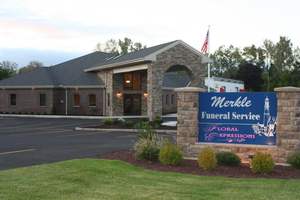 Merkle Funeral Service, Inc: 2442 N Monroe St, Monroe, MI