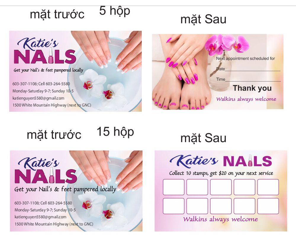 Katie Nails - 61 Photos - Nail Salons - 1500 White Mountain Hwy ...