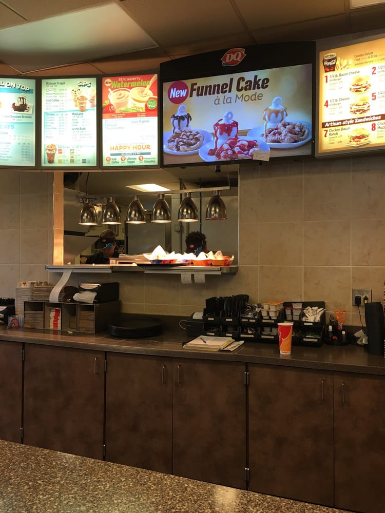 Dairy Queen Grill & Chill: 216 S Main St, Greensburg, KY