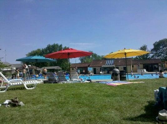 Grandview Municipal Pool Zwembaden 1515 Goodale Blvd Grandview Heights Oh Verenigde