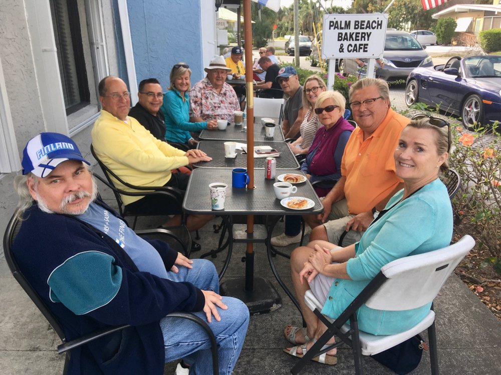 Palm Beach Bakery & Cafe: 206 E Ocean Ave, Lantana, FL