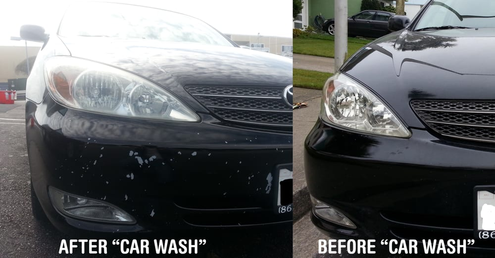 Touchless Car Wash Daly City: $40 Car Wash Results In $300+ Damages