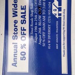 Mount Sinai Hospital Resale Shop - 10 Photos & 54 Reviews