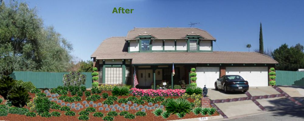 HF Plus Landscape Design and Installation: Redlands, CA