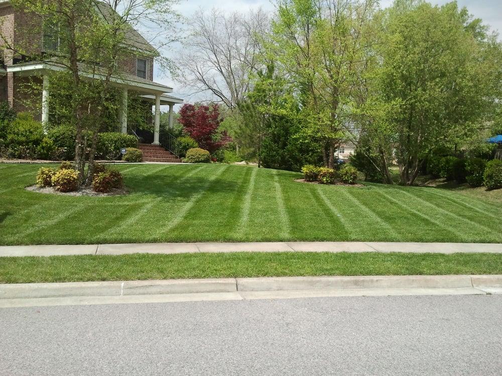 MJ's Lawn Service