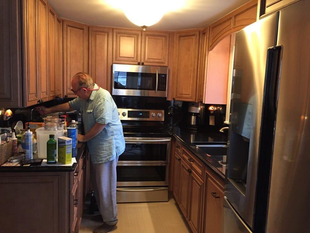 Muriqi Kitchens 18 Photos Countertop Installation 977a Allerton Ave Pelham Gardens Bronx Ny Phone Number Yelp