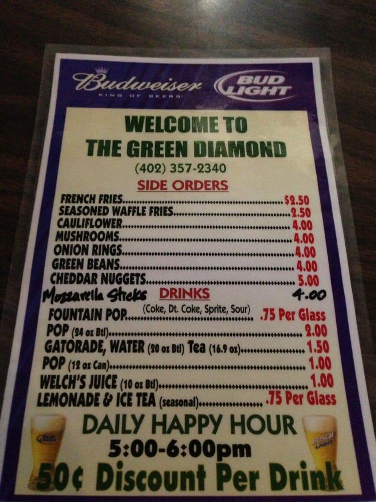 Green Diamond: 89050 570th Ave, Wynot, NE
