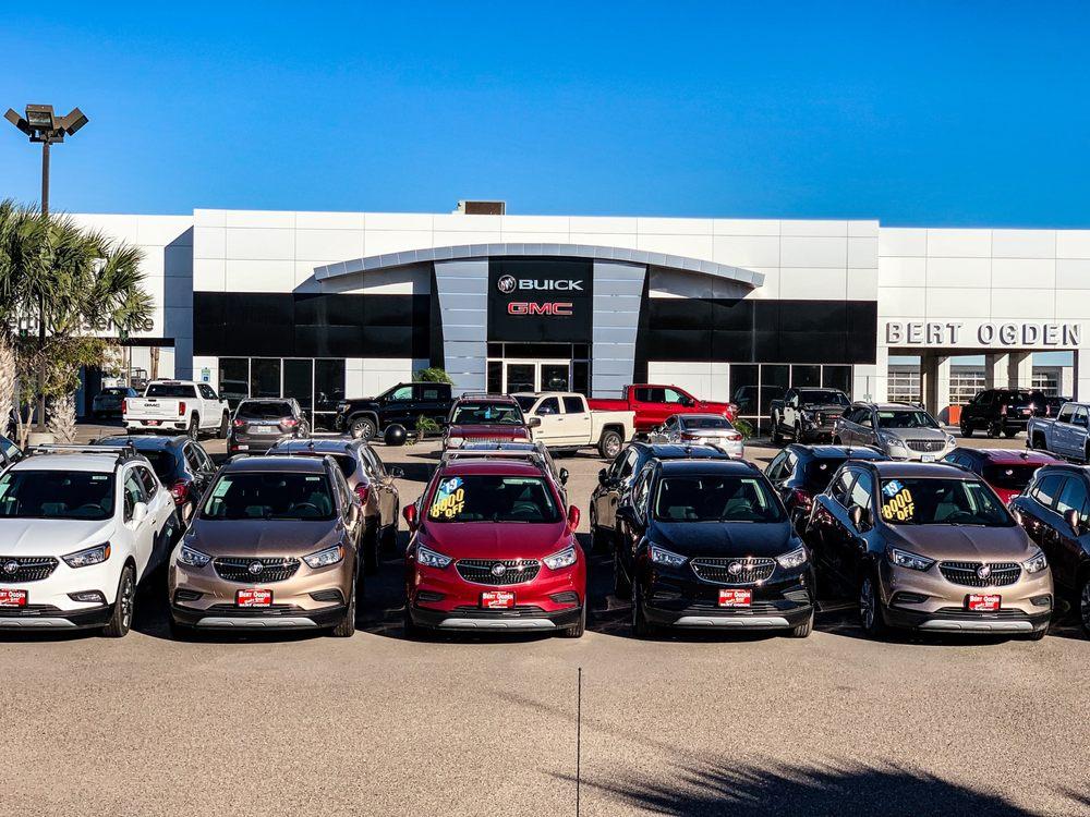 Bert Ogden Gmc >> Bert Ogden Buick Gmc Store Front 2019 Yelp
