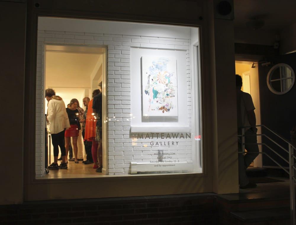 Matteawan Gallery: 436 Main St, Beacon, NY