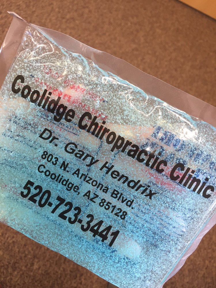 Coolidge Chiropractic: 803 N Arizona Blvd, Coolidge, AZ