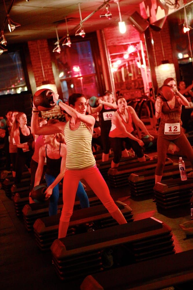 Barry's Bootcamp Lincoln Park