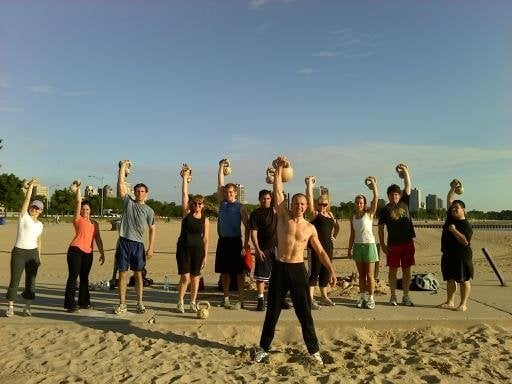 Chicago Bootcamp: 1770 N Cannon Dr, Chicago, IL