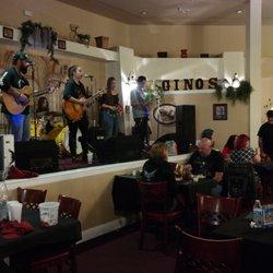 Photo Of Gino S Italian Restaurant Lancaster West Ca United States