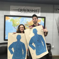 Quickshot Shooting Range - Savannah - 7202 White Bluff Rd, Savannah
