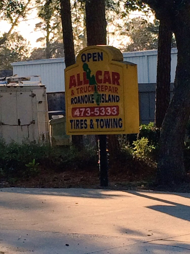 All Car and Truck Repair of Roanoke Island: 1072 US Highway 64, Manteo, NC