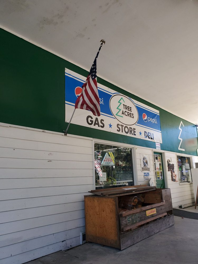 T'ree Acres Gas Mini-Mart & Deli: 72327 Highway 101, Lakeside, OR