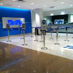 Thrifty car rental fll airport 12