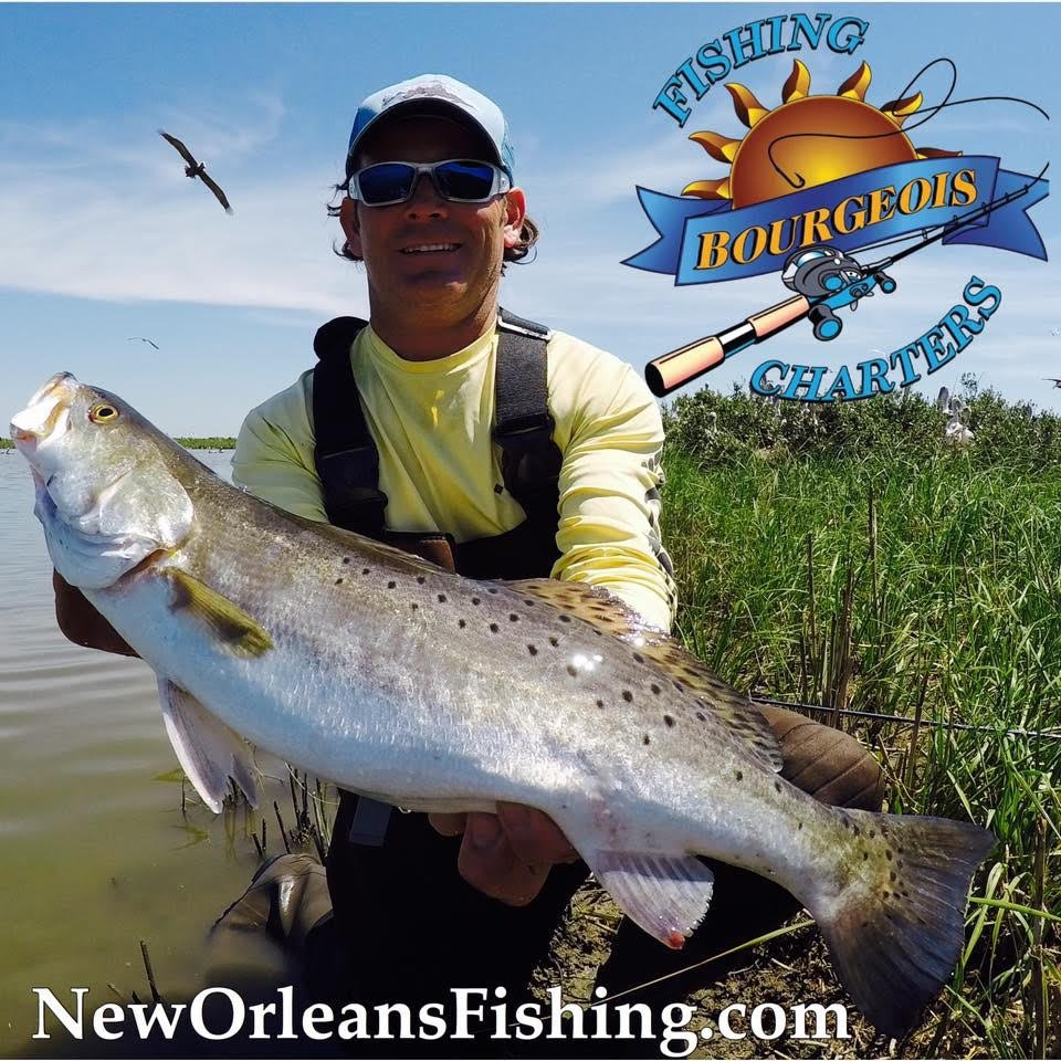 Bourgeois Fishing Charters: 2783 Privateer Blvd, Barataria, LA
