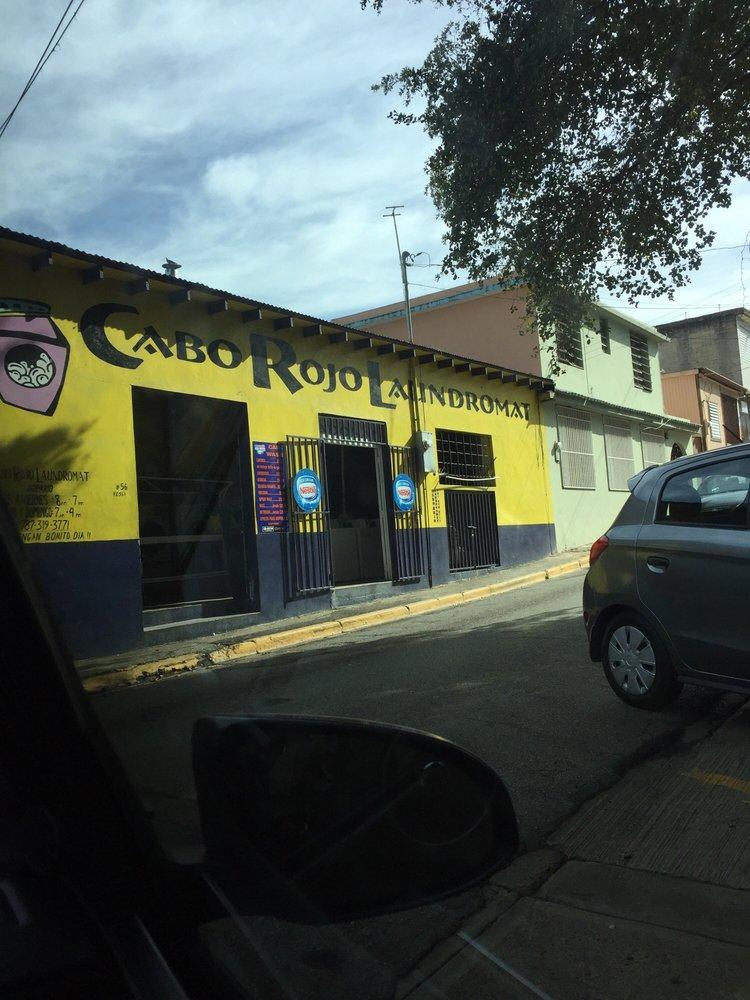 Cabo Rojo Laundromat: #56 Calle Rossy, Cabo Rojo, PR