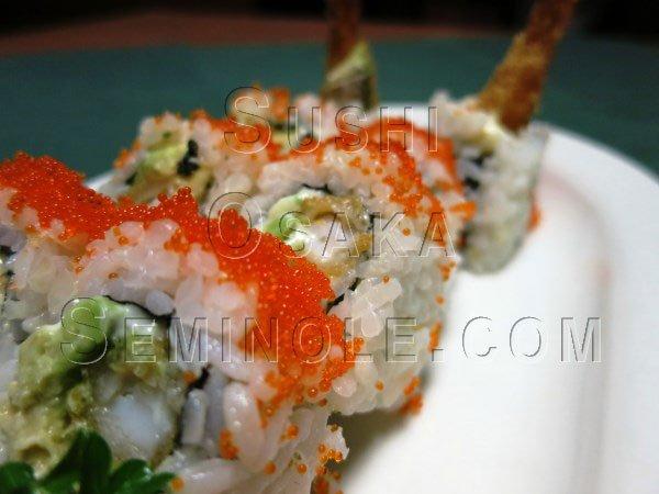 Osaka Sushi & Thai: 13800 Park Blvd, Seminole, FL