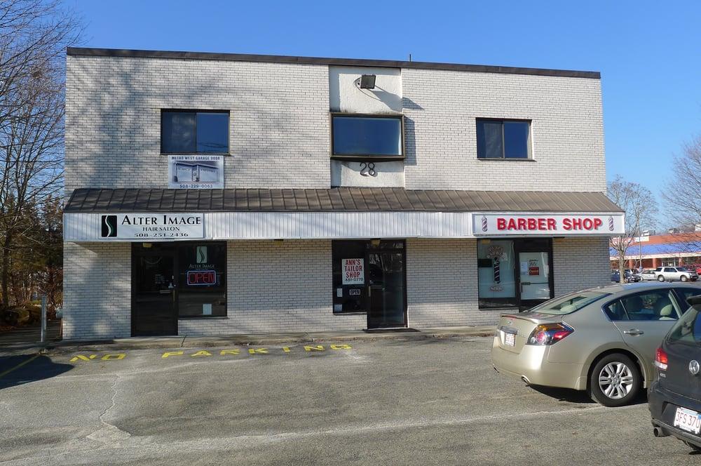 Ann's Tailor Shop